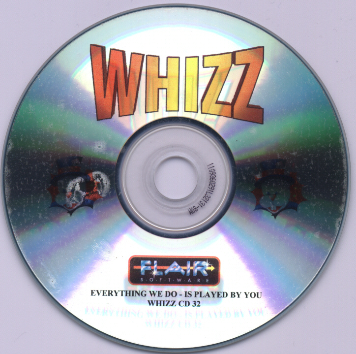 Whizz CD32 - Let's put this to rest once and for all!